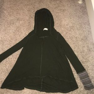 Hooded Altar'd State Top